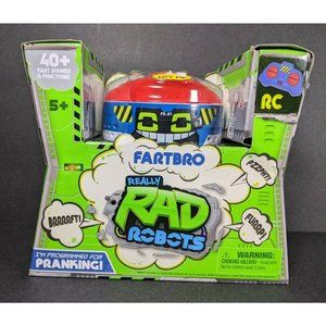 NEW Really R.A.D. Robots - Fartbro - Electronic